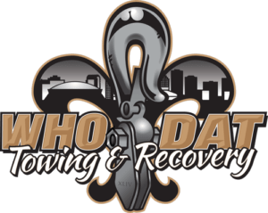 towing truck fleet - who dat towing, recovery and hauling - New Orleans, Chalmette, Metairie, Kenner
