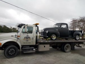 Who Dat Towing and Recovery - tow truck, recovery and hauling services.